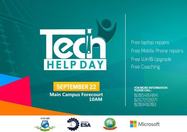 MSP GTU techhelpday