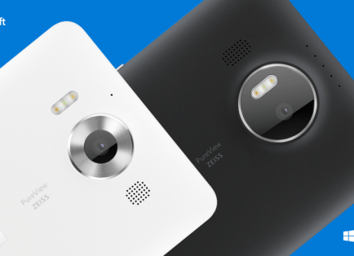 Lumia 950 and 950XL
