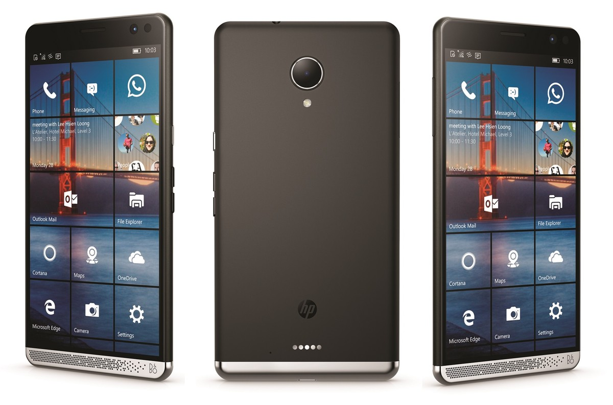 The HP Elite x3, HP's revolution in mobility MCGH