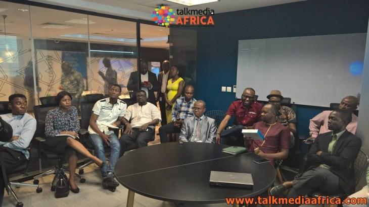 Nigeria launch