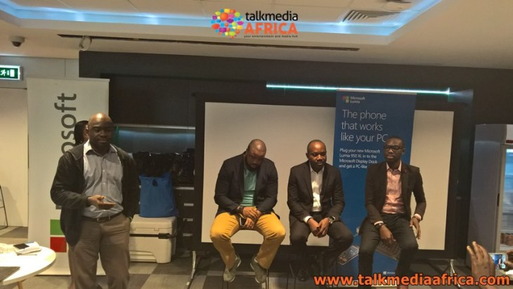Nigeria launch 3