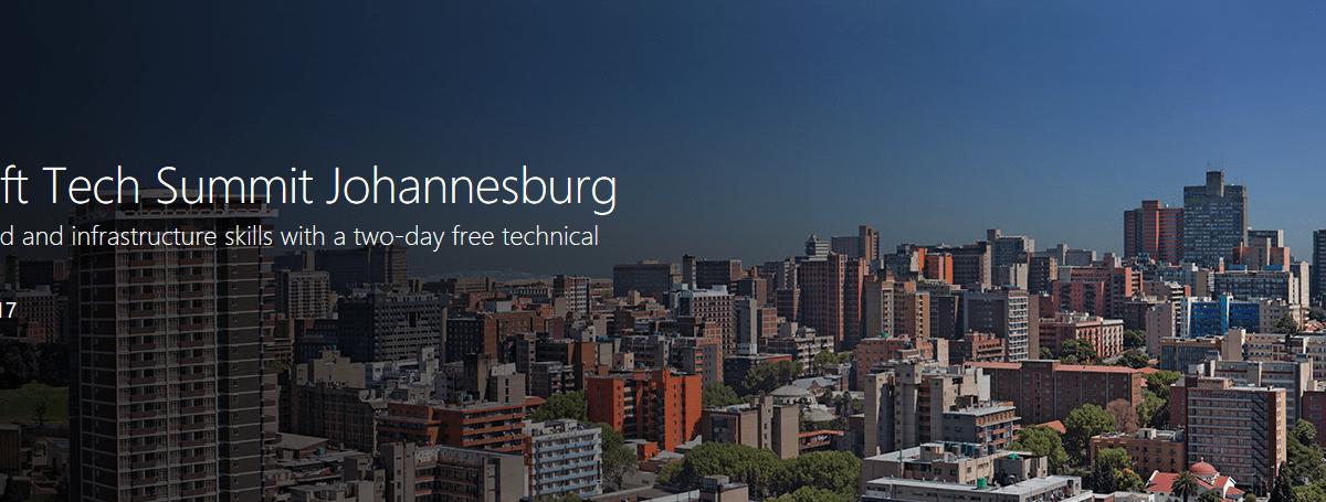 Tech Summit Johannesburg