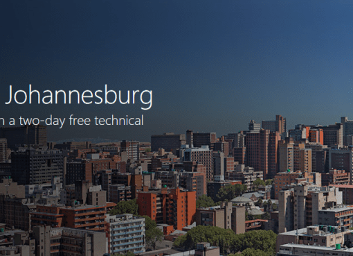 Tech Summit Johannesburg
