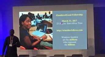 #Insiders4Good East Africa Fellowship Announced