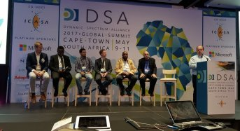 Microsoft and Executives Honoured at Dynamic Spectrum Alliance 2017 Global Summit Awards Ceremony for efforts in innovation in dynamic spectrum access