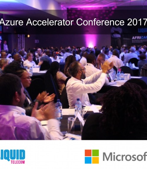 Azure Accelerator Conference 2017