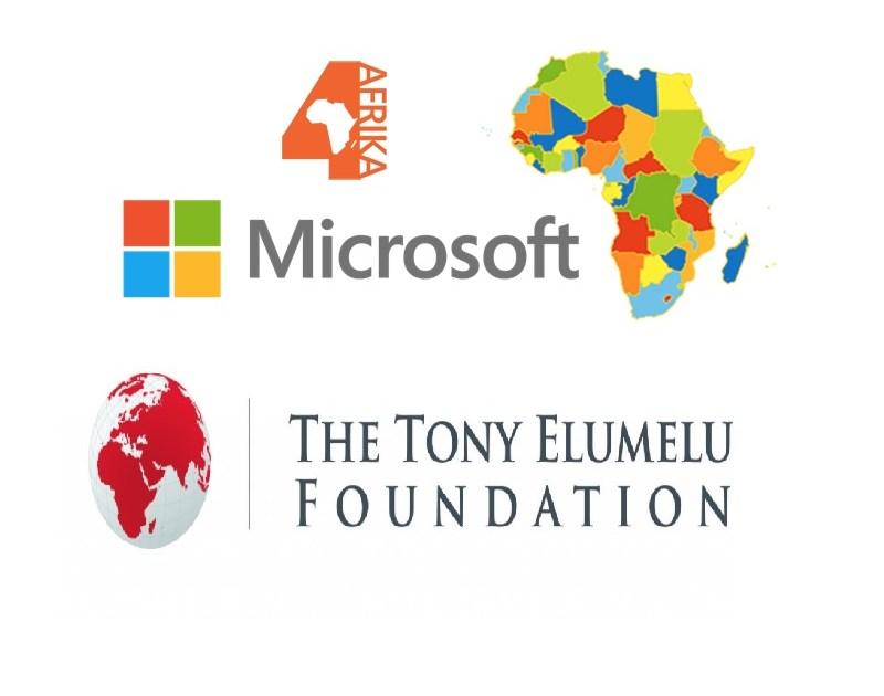 Tony Elumelu Foundation Entrepreneurs