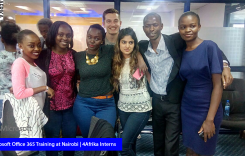 An amazing Opportunity that leads to Great Things, The #Interns4Afrika story of Edwin