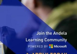 Azure training program Andela Learning Community