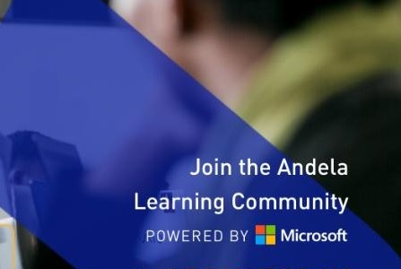 Apply to join the Andela Learning Community powered by Microsoft