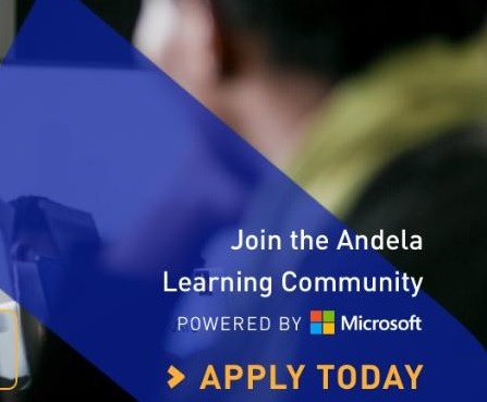 Azure training program Andela Learning Community