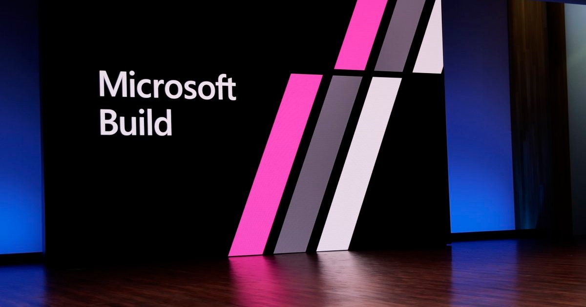 Build 2018 Day 2 Keynote