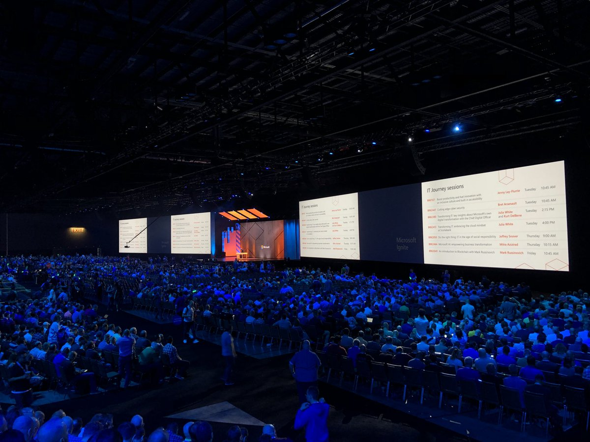 Microsoft Ignite The Tour is coming to Johannesburg, Tel Aviv and Dubai