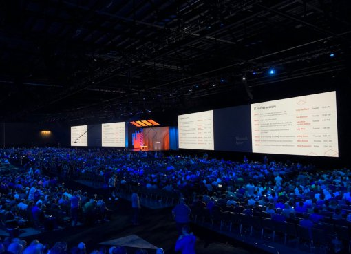 Microsoft Ignite The Tour