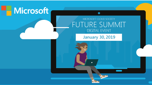 Microsoft Cloud Society Future Summit 2019