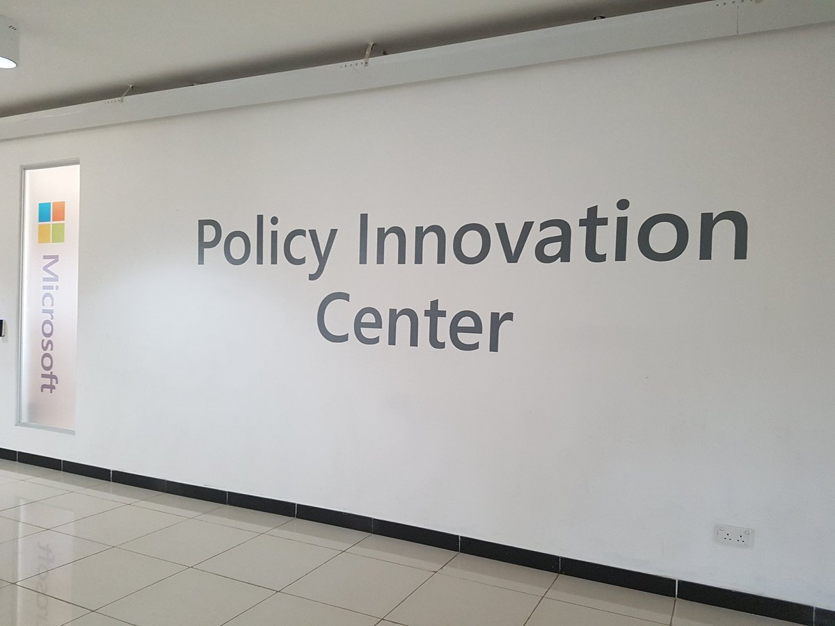 Microsoft, University of Pretoria, Future Africa Campus launch Policy Innovation Center