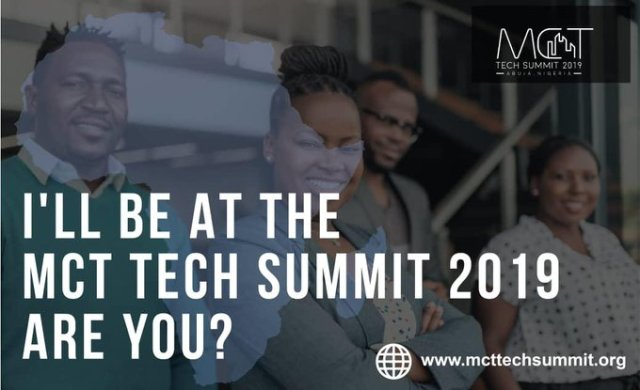 MCT TECH SUMMIT 2019