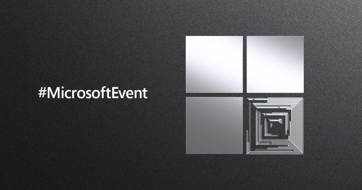 Microsoft Surface October eve