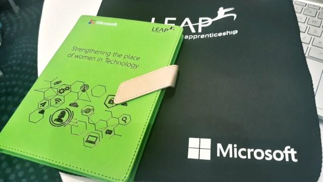 Microsoft LEAP program Kenya