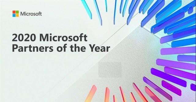 Microsoft partner awards Africa 2020