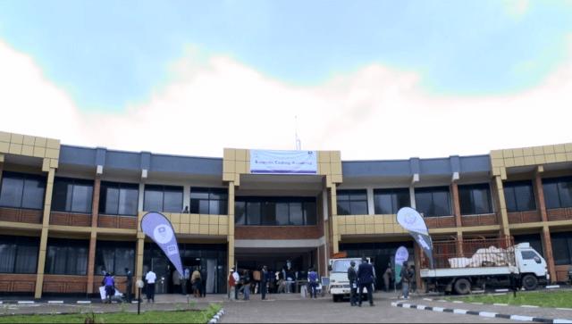 Rwanda Coding Academy software training