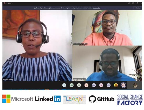 skills initiative in Senegal Yaccine Barro