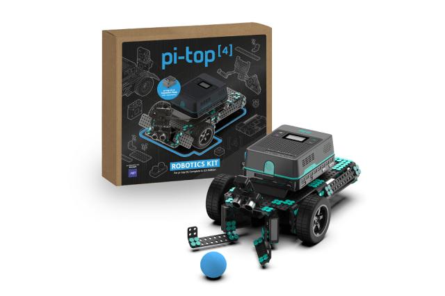 Kit de robótica pi-top CES 2021 (1)