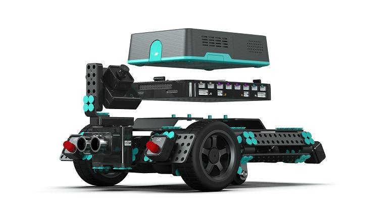 pi-top Robotics Kit CES 2021 (1)