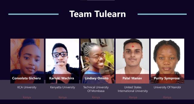 Microsoft Game of learners Africa kenya nigeria