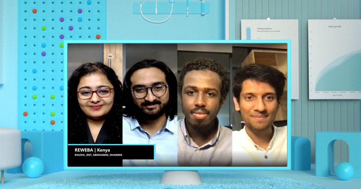 Kenya students Imagine Cup Microsoft