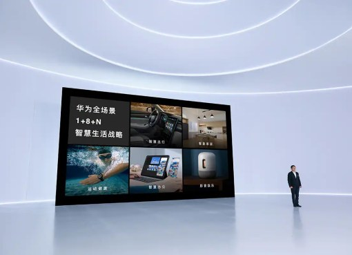 Huawei HarmonyOS based devices launch event