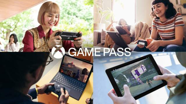 Xbox Live Cloud Gaming Game Pass