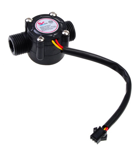 WATER FLOW SENSOR OR LIQUID FLOW SENSOR | Microsolution