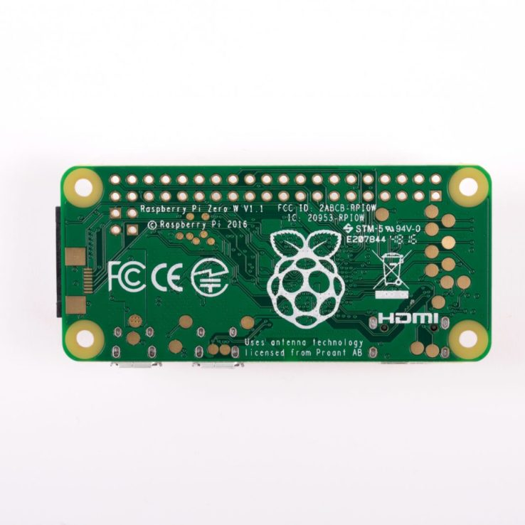 Raspberry Pi Zero W (V1.1) Development Board | Microsolution