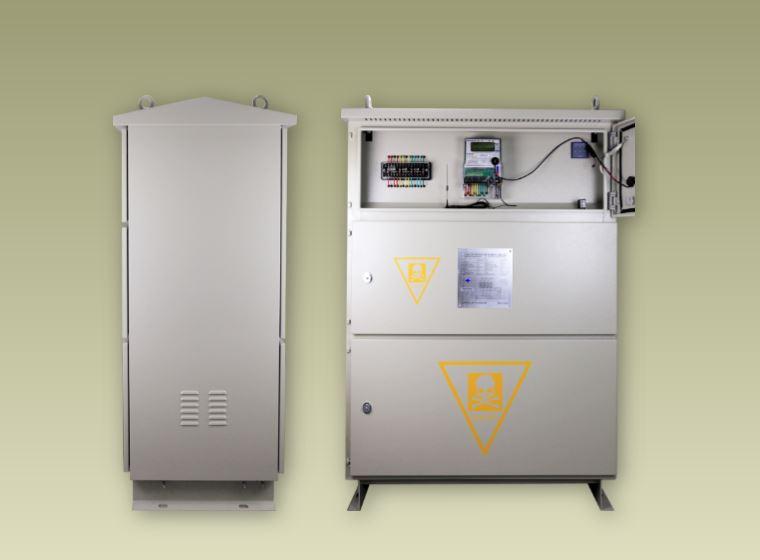 MS-600 HT Metering Panel