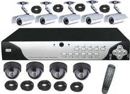 CCTV Camera Installation & Setup Services in Kolkata