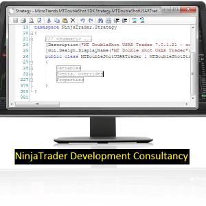 NinjaTrader Development Certified Consultants