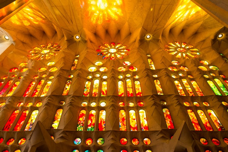 sagrada windows