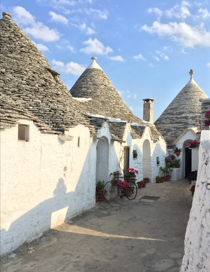 Trulli in Arberobello