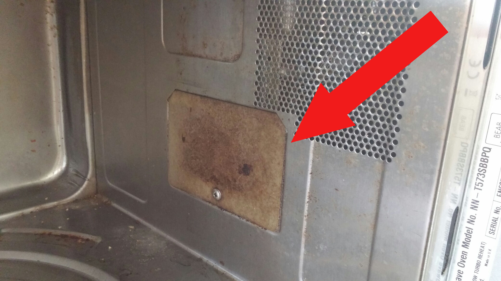how to replace the waveguide cover in