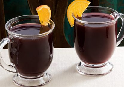 Microwave Mulled Wine