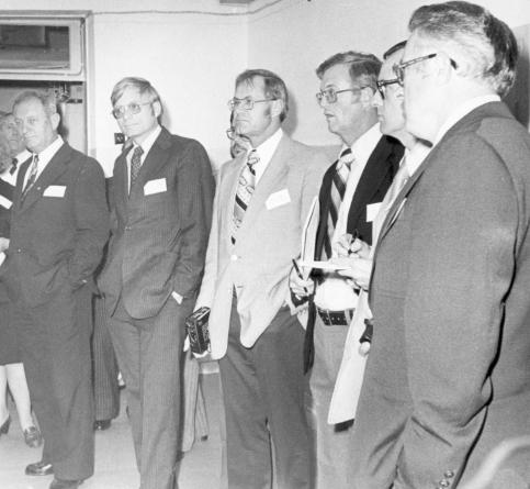 Wissenschaftler der US-UdSSR treffen sich 1977 in Kiew