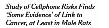 NYTimes Headline
