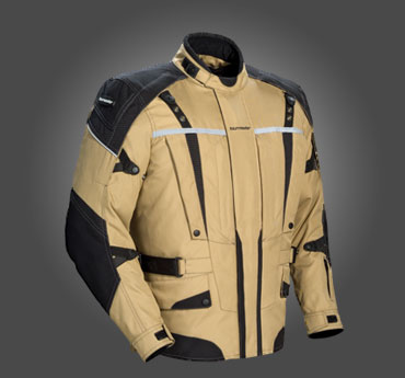 Transition Series 2 Jacket in Brown