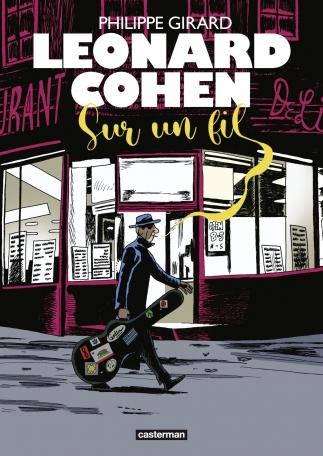 Léonard Cohen Sur n fil