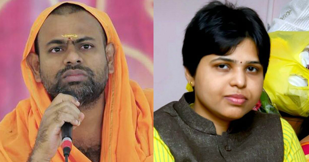 Telugu news Paripoornananda swamy blames supreme court verdict on women entry into Sabarimala ayyappa temple and described Trupti Desai as Thataki