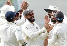 Telugu News team india memorable victory in adelaide test match