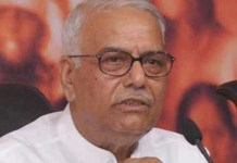 Telugu news The only leader who can face Modi.. Yashwanth sinha comments
