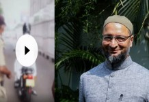 Telugu News mim supremo asaduddin owaisi come to meet kcr on bike