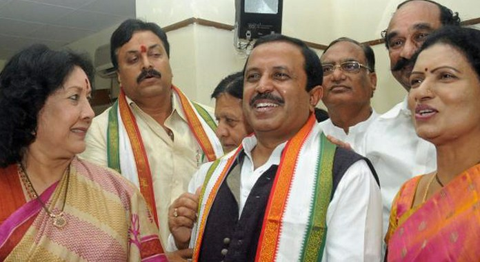 Telugu News Congress party key leaders position in telangana elections